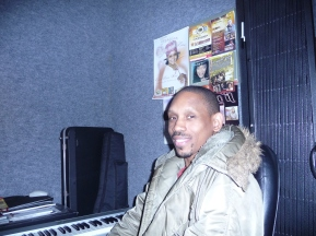 Peter Daley (Producer) for Millicent's debut EP 'This is life'