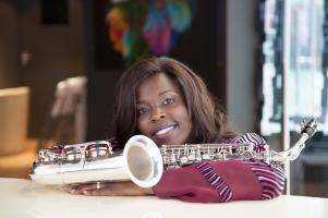 Millicent, Saxophonist Birmingham UK