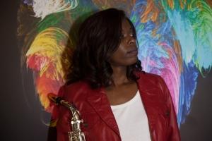 Millicent Saxophonist Birmingham UK
