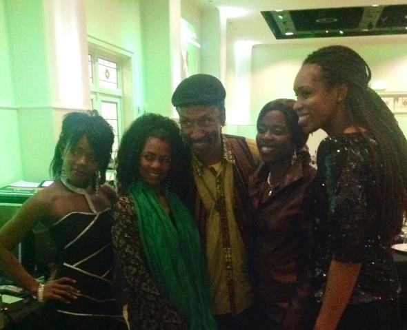 Artist at the AJN (Birmingham) Gala Dinner and Awards
