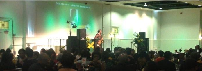 Association of Jamaica Nationals Gala Dec 2013
