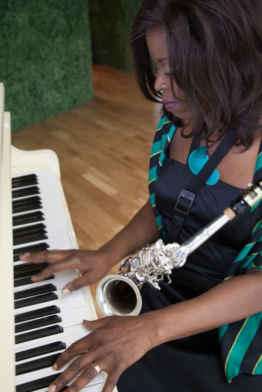 Millicent Stephenson (Saxophonist) Birmingham, UK