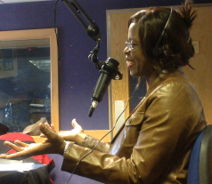 Millicent at NewStyle Radio 98.7