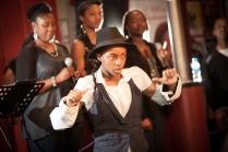 Not Just Jazz - Dancer for Michael Jackson's 'Bad'