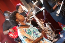 Millicent Not Just Jazz 2014