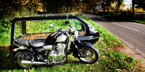 Paul Sinclair Motorcycle Funerals