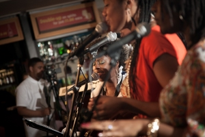 Millicent Saxophonist 'Not Just Jazz' - July 2014
