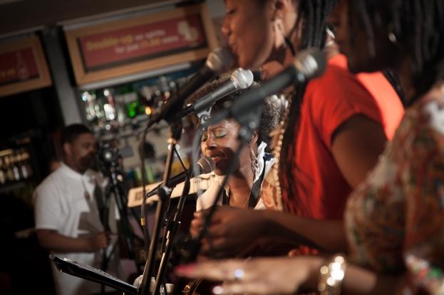 Millicent Saxophonist 'Not Just Jazz' - July 2014