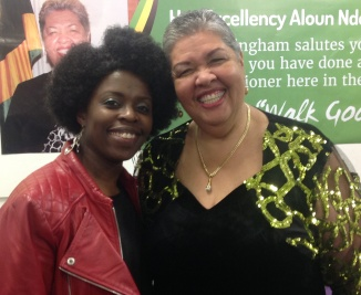 Millicent Stephenson Her Excellency, The Honorouble Aloun Ndombet-Assamba