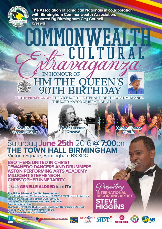 Queen 90th Town Hall 250616