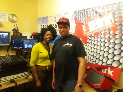 DJ Dragon Irie Millicent Stephenson Jam Radio 130616