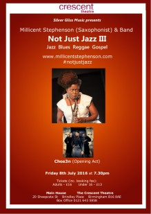 Millicent Not Just Jazz III Chos3n