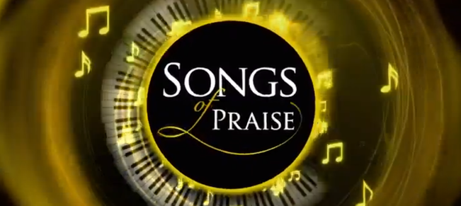 BBC 1 Songs of Praise logo